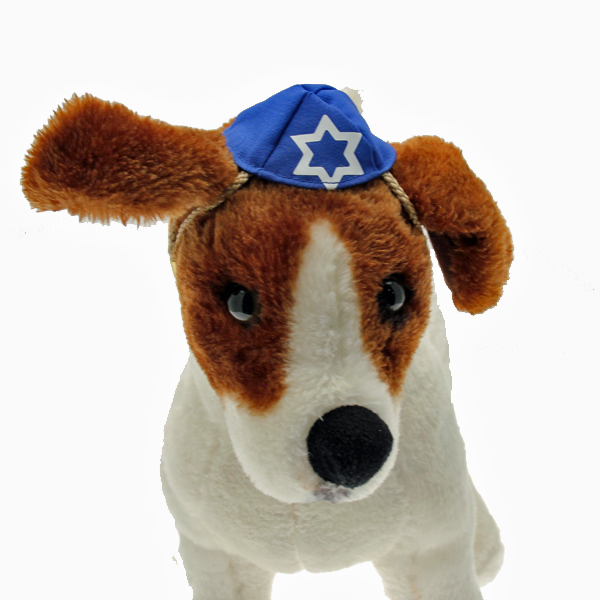 Yarmulke Dog Hat