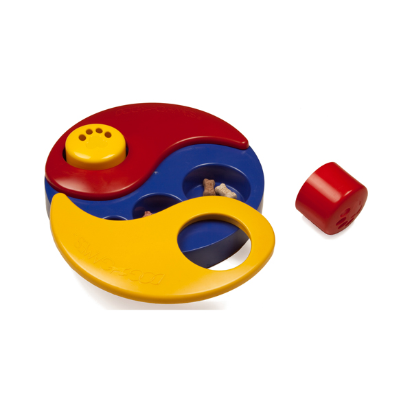 Yin Yang Yum Dog Puzzle Toy