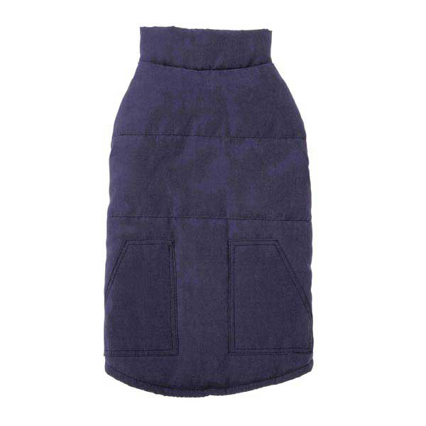 Zack & Zoey Ivy League Dog Vest - Navy