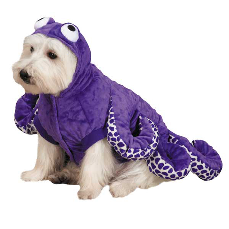 Octo-Hound Halloween Dog Costume
