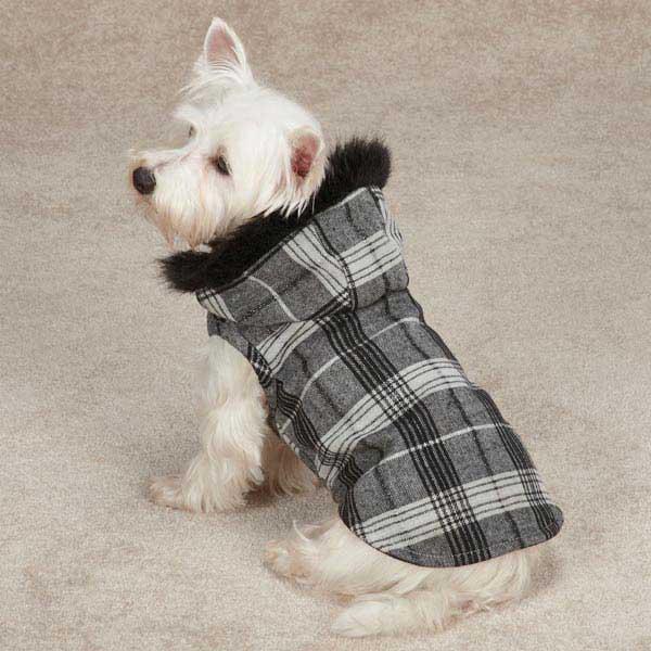 Zack & Zoey Park Avenue Dog Coat