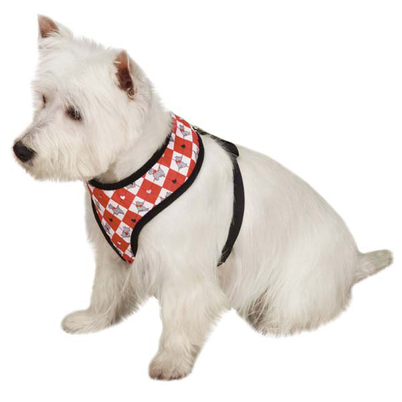 Sweetheart Scottie Dog Harness