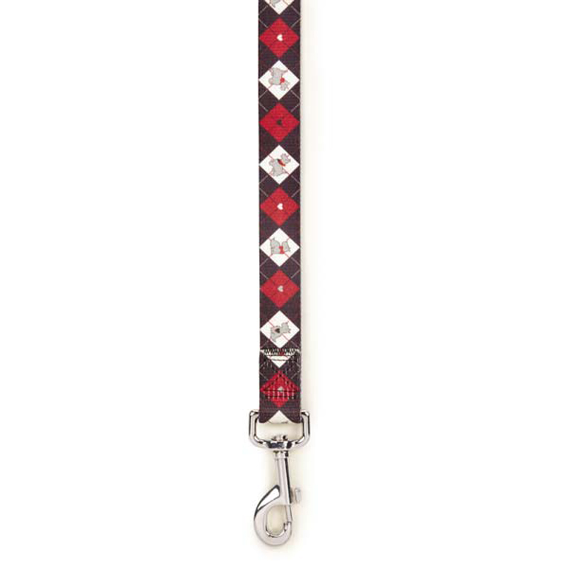 Sweetheart Scottie Dog Leash