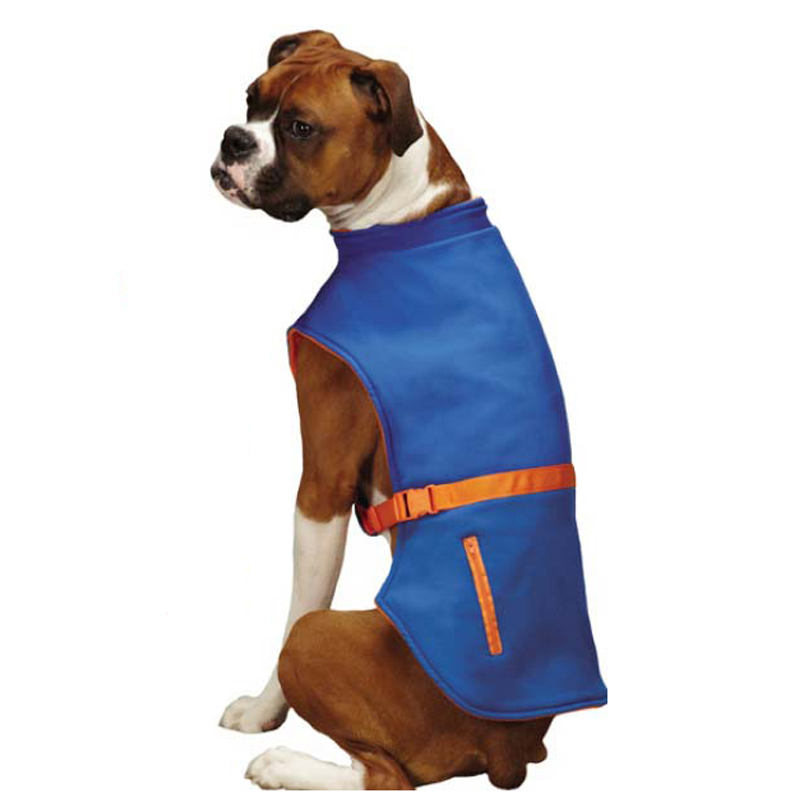 Trek Sport Dog Jacket - Blue
