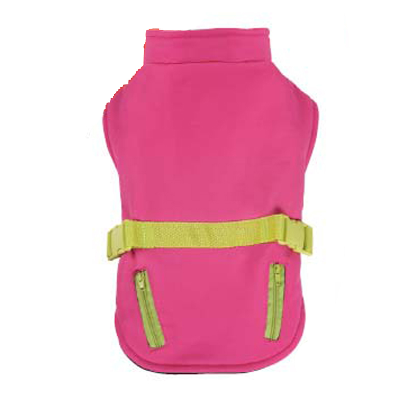 Trek Sport Dog Jacket - Pink