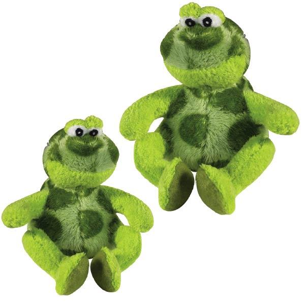 Frog Dog Toy That Ribbits
