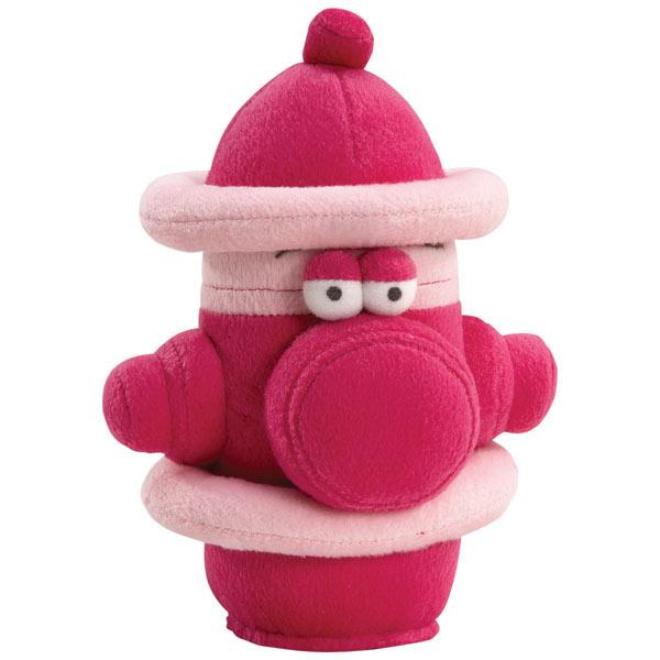 Zanies Hydrant Giggler Gang - Pink