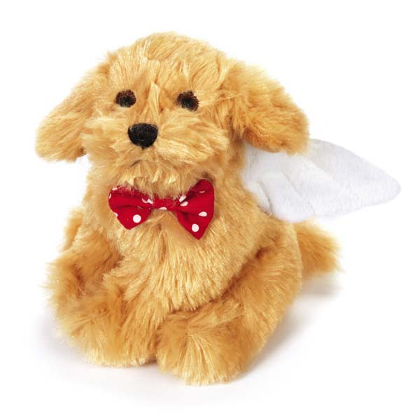 Zanies Love Me Cupid Pup Dog Toy