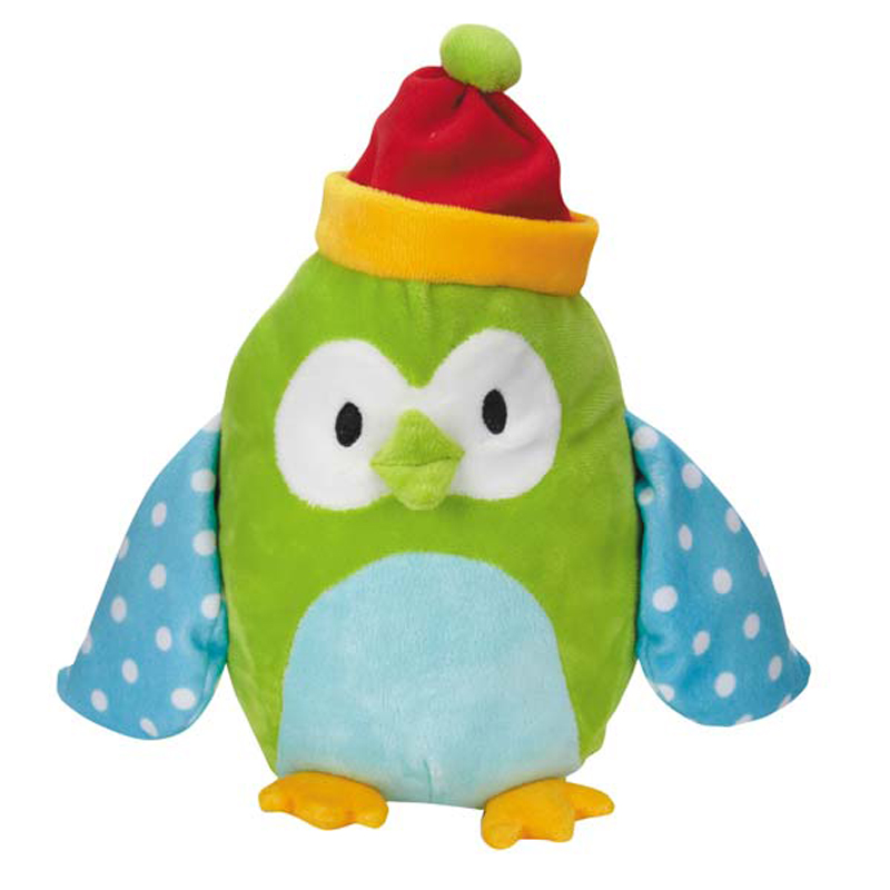 Zanies North Pole Pals Plush Toy - Owl