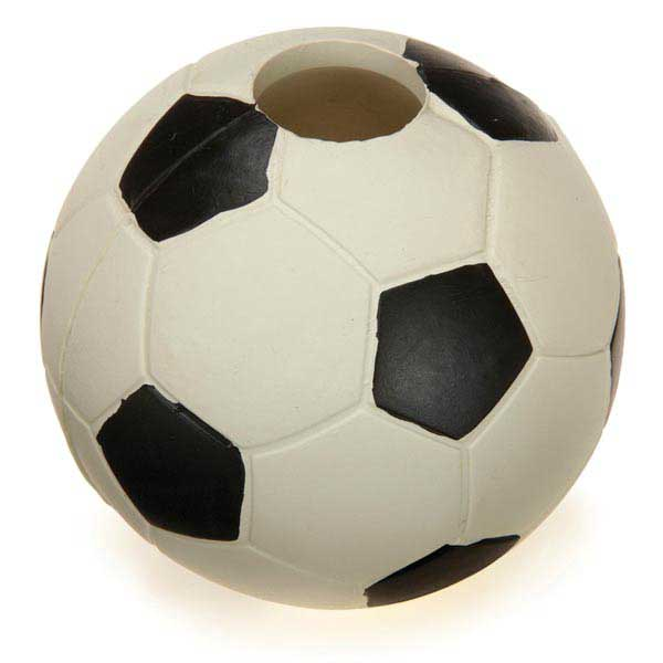 Zanies Sport Star Ball Dog Toy - Soccer