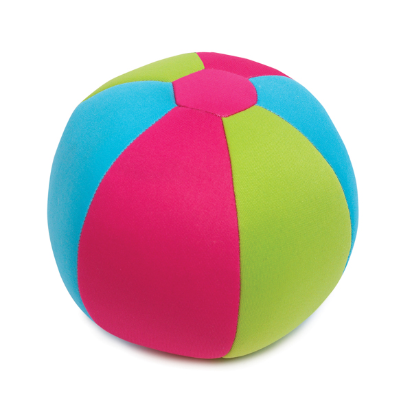 Large Dog Toys Balls : Zanies surf s up beach ball dog toy baxterboo
