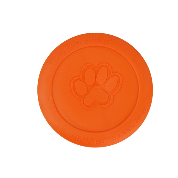 Zisc Flying Dog Toy - Orange