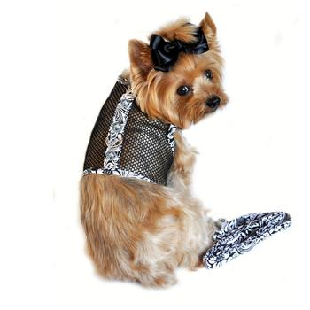 Floral Cool Mesh Dog Harness by Doggie Design starting at $8.00!