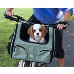View Image 4 of 3-in-1 Convertible Pet Carrier/Bike Basket/Car Seat - Black