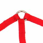 View Image 3 of 3-Way Coupler Leash by Zack & Zoey - Tomato Red