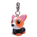 3-D Chihuahua Dog Collar Charm by Klippo