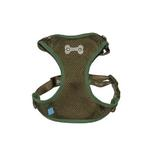 View Image 1 of ActiveGo Bone Harness by Dogo - Green