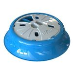 View Image 1 of Aikiou Junior Dog Feeding Toy - Blue and Gray
