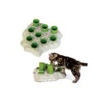 View Image 1 of Aikiou Stimulo Interactive Cat Feeding Station