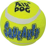 View Image 2 of Air Kong 3 Tennis Balls with Squeaker