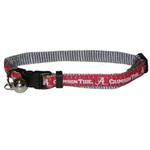 View Image 1 of Alabama Crimson Tide Cat Collar