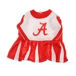 View Image 1 of Alabama Crimson Tide Cheerleader Dog Dress