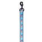 All American Pup Dog Leash - Blue