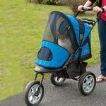 View Image 1 of All Terrain AT3 Pet Stroller - Blue Sky