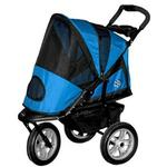 View Image 2 of All Terrain AT3 Pet Stroller - Blue Sky