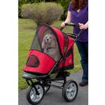 View Image 1 of All Terrain AT3 Pet Stroller - Red Poppy