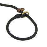 View Image 2 of Alpine Quick-Hitch Dog Leash - Black