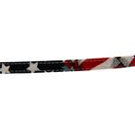 View Image 2 of American Flag Dog Leash