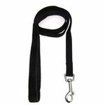View Image 1 of American River Cushion Grip Dog Leash - Black