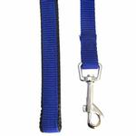View Image 2 of American River Cushion Grip Dog Leash - Royal Blue