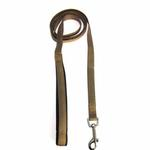 View Image 1 of American River Cushion Grip Dog Leash - Tan