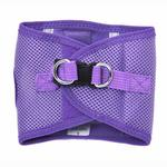 View Image 3 of American River Ultra Choke-Free Mesh Dog Harness - Purple
