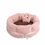 View Image 3 of Angelic Dog Bed by Pinkaholic - Pink
