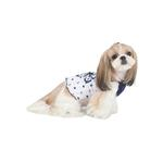 View Image 3 of Apple Juice Dog Tank by Pinkaholic - Navy