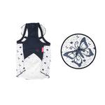 View Image 2 of Apple Juice Dog Tank by Pinkaholic - Navy