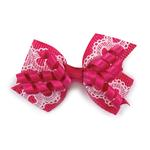 View Image 4 of Aria Gracie Dog Bows