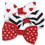 View Image 2 of Aria Love Me Dog Bows