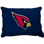 View Image 1 of Arizona Cardinals Dog Bed
