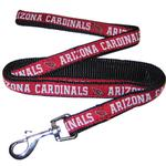View Image 1 of Arizona Cardinals Officially Licensed Dog Leash