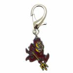 View Image 1 of Arizona State Sun Devils Dog Collar Charm