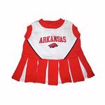 View Image 1 of Arkansas Cheerleader Dog Dress