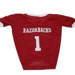 View Image 1 of Arkansas Razorbacks Dog Jersey