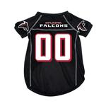 Atlanta Falcons Dog Jersey - Black