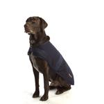 View Image 2 of Aussie Naturals Breathable Waterproof Dog Coat - Navy