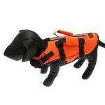 View Image 1 of Aussie Naturals Dog Life Jacket - Hunter Orange