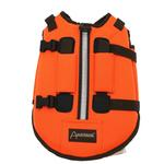 View Image 3 of Aussie Naturals Dog Life Jacket - Hunter Orange